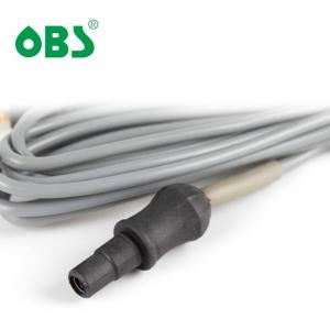 Monopolar laparoscopic electrode cable