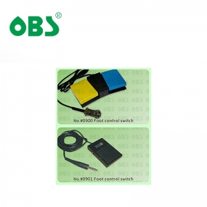 No.#0900/No.#0901 Foot control switch