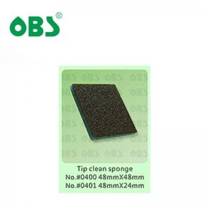 Tip clean sponge